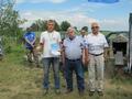 Mistrz Okręgu Wałbrzych w wędkarstwie spławikowym - kat. U-18 - Patryk Strzelec. Mistrzostwa kat. U-18 odbywały się w Grzędach.