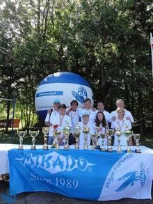 Zwycięskie drużyny poznańskie