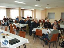 Walne zebranie członków Lipień Lesko