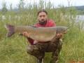 Amur 96 cm 12,3 kg . Kukurydza, Hłomcza T.Batruch