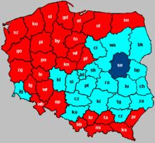 Mapa porozumień
