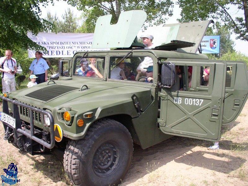wojskowy Hummer