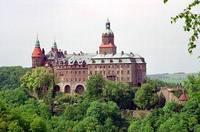 Zamek Książ pod Wałbrzychem