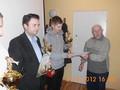 Wiceprzew. OKS nagradza Ł. Doeringa