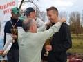 Krzysztof Sendłak - uhonorowany medalem z rąk Mariusza Brzezińskiego