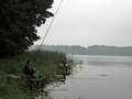 M. Ćwikliński zdobywca pucharu Za największą rybę