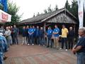 w niebieskich koszulkach drużyna PSV Neuroppin