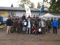 wszyscy uczestnicy zawodów GPO Krosno Odrz. 07.10.2012