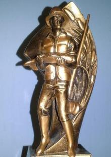 Złoty wędkarz