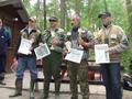 Zwycięzcy zawodów sinningowych 2009 r. Gołuchów