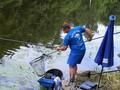 Konkurencja łowi duże okazy