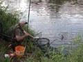 Teraz tylko szczęśliwie doholować rybę do podbieraka i Płock będzie miał pierwsze punkty