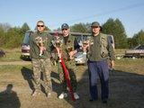 Mistrzowskie zawody spinningowe Arciechów maj-2009