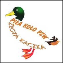 Logo Złota Kaczka