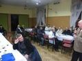 Może na zebraniu nie było wielu osób ale dyskusja była bardzo ciekawa - zresztą jak zawsze.