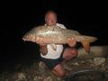 Karp o wadze 14,98 kg, złowiony 27.08.2014 r. na rzece Ebro. Szczęśliwym łowcą jest Nasz kolega Mirosław Błaszak.