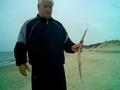 Ryba została złowiona w maju 2009r. na morzu Bałtyckim w okolicach Koszalina z brzegu przez kol. Mariana Brzostowicza Ryba mierzyła 75cm