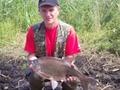 Leszcz 2kg, łowisko jezioro Bukowo, metoda spławikowa