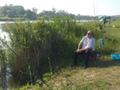 Zawody gruntowe na rzece Odra