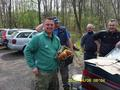 Nagrodę 5 kg zanęty za największą rybę ( leszcz 39 cm ), ufundowaną przez sklep zoologiczno-wędkarski Wodnik z Wodzisławia Śl zdobył kol Brzoza Arkadiusz