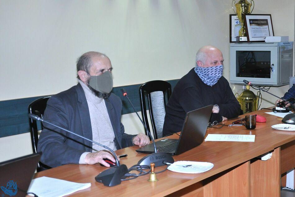 Posiedzenie Władz Okręgu PZW w Katowicach