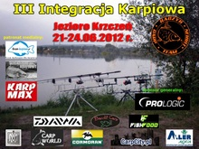 Plakat  III integracja karpiowa