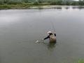 W dniu 15.06.2014 r przy ładnej pogodzie i dobrej wodzie na rzece San w okolicach Dynowa rozegrano zawody muchowe o mistrzostwo Koła Miejskiego w Dynowie.