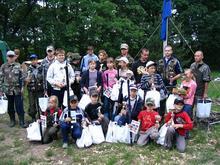 Zawody Spławikowe dla dzieci i młodzieży pilskich szkół podstawowych i gimnazjów