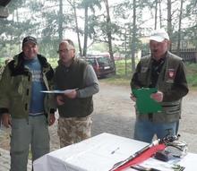 Nawrocki Mirosław zwycięzca w spławiku