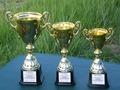 Trofea czekają na  zwycięzców
